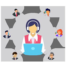 customer helpline number provider